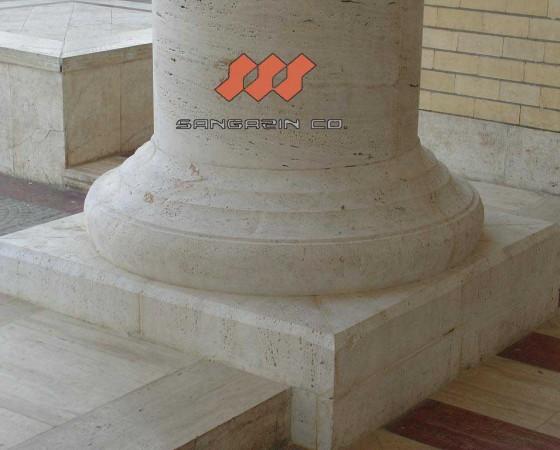 کاور ستون